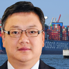 0Cosco Shipping Wang