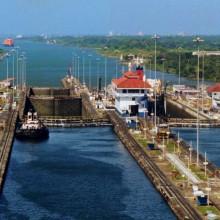 Panama Canal Gatun LocksHP